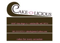 Cakeolicious logo cv