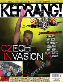 Kerrang magazine cv
