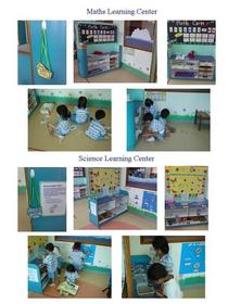 Photos of learning environment cv