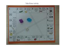 Take home activity cv