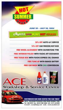 Summer offer 1 cv