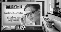 News 9 trade ad   credit report2 cv