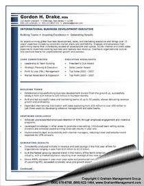 Resume sample cv
