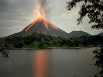 Arenal volcano cv