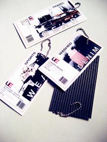 Urban elements clothing tags cv