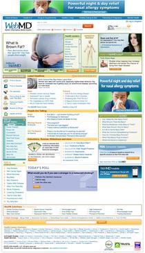 Webmd   better information better health cv