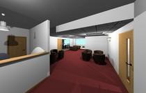 Reception view cv