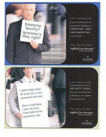 Pentasafe confessions postcards cv