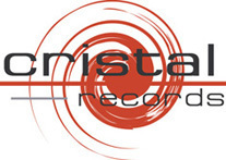 Logo cristal records cv