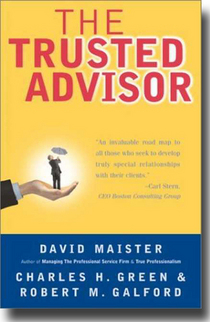 The trusted advisor copy cv