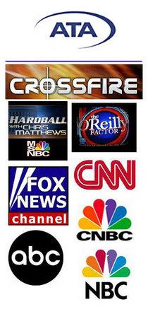 News program logos cv