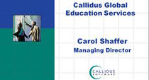 Callidus education services cv