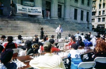 Second annual all brooklyn scholastic chess championship playoffs brooklyn chess day at brooklyn borough hall plaza 6.10.2002 cv