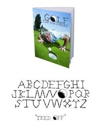 Golf typeface cv