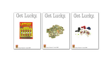 Get lucky web cv
