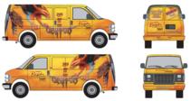 Griffon vehicle wraps cv