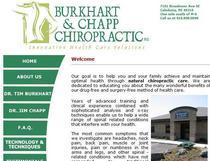 Burkhart cv