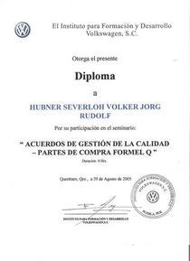 Formel q cv
