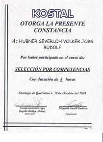 Competencies 4 cv