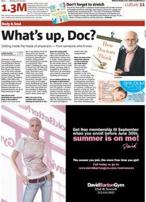 Metro how doctors think cv