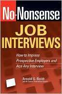 No nonsense job interviews cv