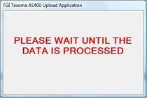 Texoma as400 upload application   main cv