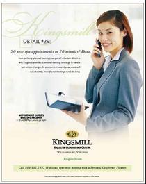 Kingsmill corporate sales cv