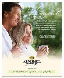 Kingsmill couples print cv
