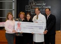 American breast foundation check pres. cv