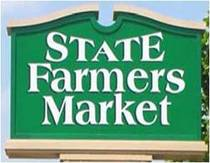 Atlanta state farmers market sign cv