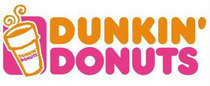 Dunkin donuts logo cv