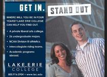 Lake erie college inet cv