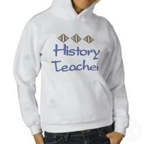 History teacher cv