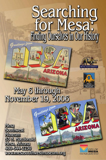 Searching for mesa poster cv