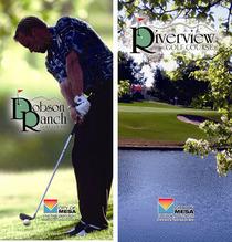 Riverview golf course rackcard cv