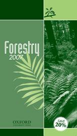 Forestry cvr cv