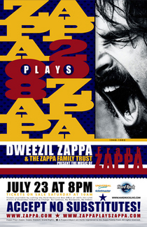 Zappa poster cv