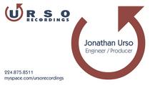 Urso recordings bc front cv