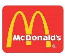 Mcdonalds logo 2 cv