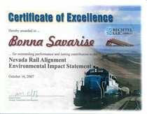 Certificate 102007 cv