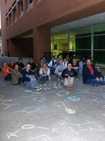 Chalk cv