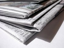 Newspaper image cv