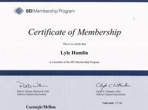 Hamlin   sei membership cv