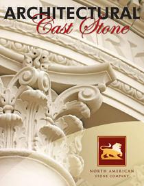 Cast stone cover cv