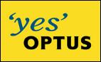 Optus logo cv