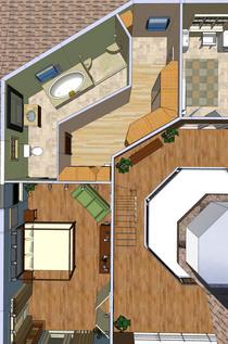2nd floor margate house bathroom and laundry room cv