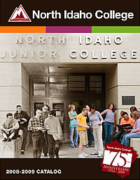North idaho college cv