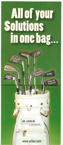 Golf info cv