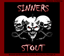 Sinners beer final cv