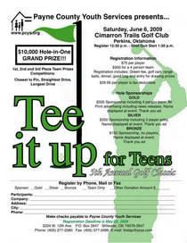 Tee it up for teens option 1 cv